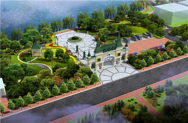 黑龙江园林设计公司告诉您园林景